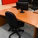 Cherry wave desk E120