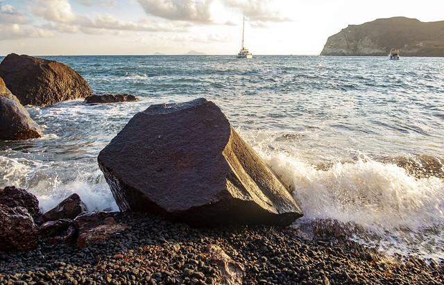 El egeo en Akrotiri