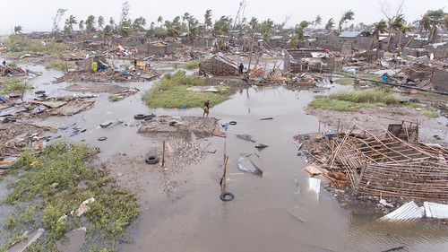 Cyclone Idai, Mozambique, aftermath, 15-16 March 2019 (Denis Onyodi: IFRC/DRK/Climate Centre) | by Climate Centre