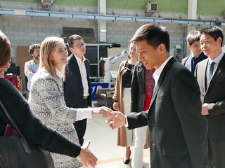 Visit of Jiangning Nanjing Development Zone JNDZ   by Tecnalia