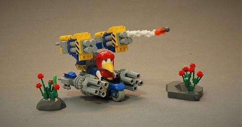 Fabuwars - Brutal Birdie | by adde51