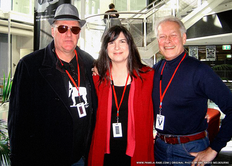 Pamela Rabe | Radio ABC Melbourne | 15 June 2010