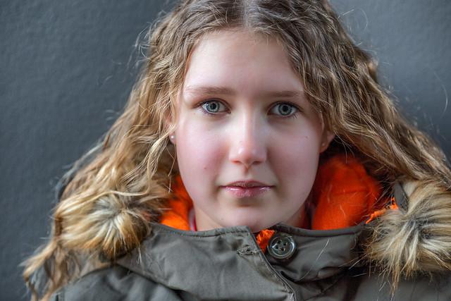 A stranger @ The Hague 2018