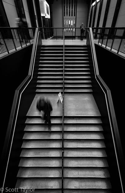 Tate Stairs