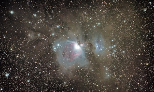 Orion Nebula | by channone