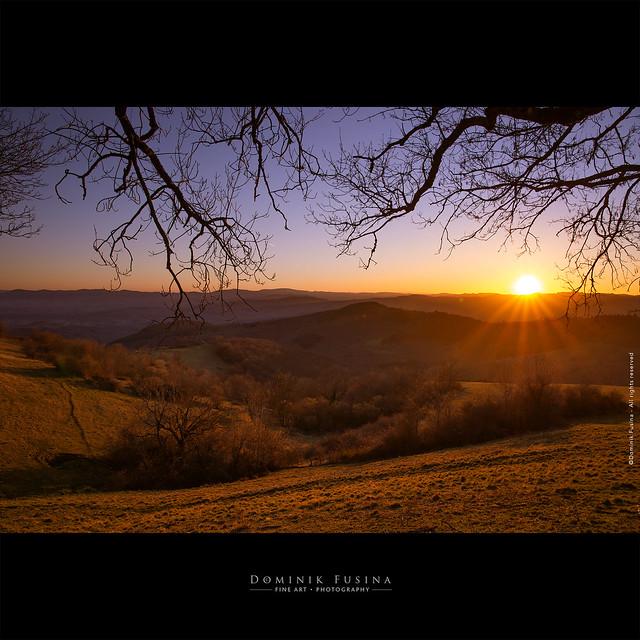 Beyond the horizon | Beaujolais (France)