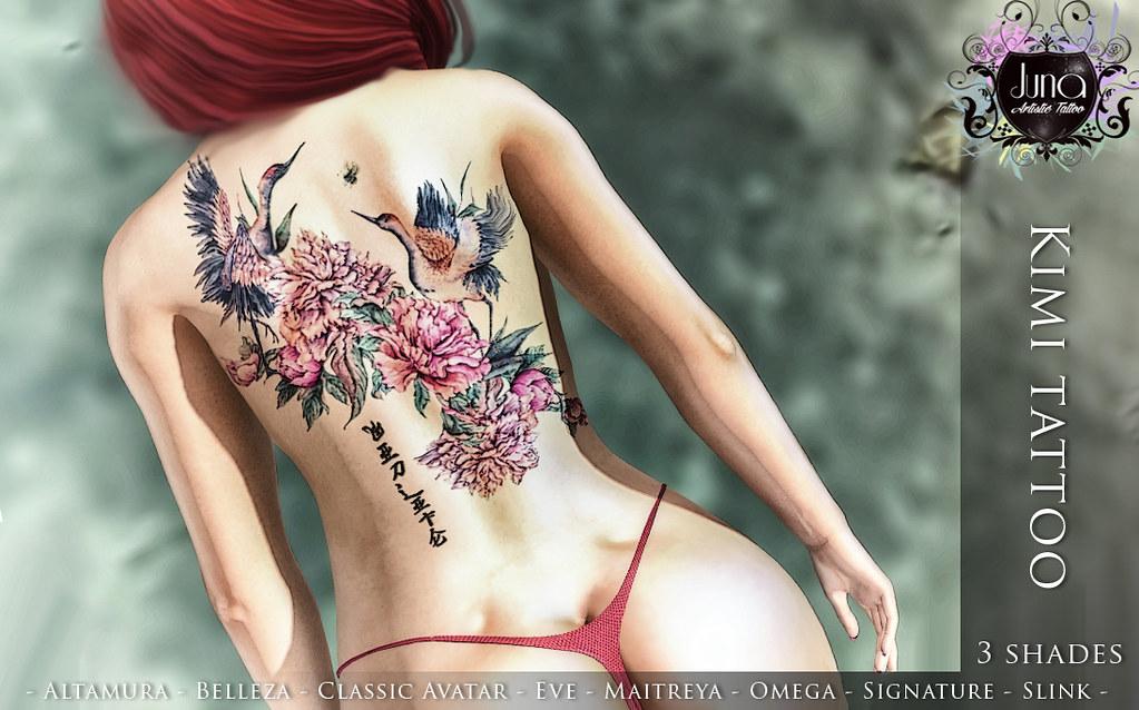 Kimi tattoo