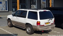 Mercury Mountaineer 5.0L V8 1999