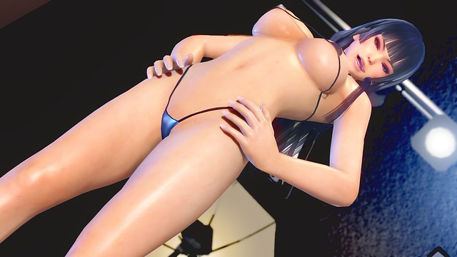 Dead or Alive Xtreme Venus Vacation - Nyontengu Barely There