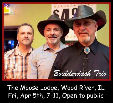 Boulderdash Trio 4-5-19