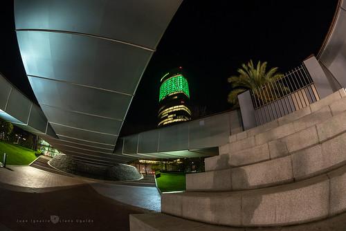 La torre verde | by Juan Ig. Llana