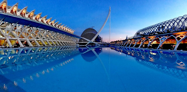 Blue City of Arts and Sciences