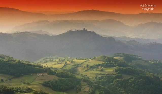Dawn between Fog ...