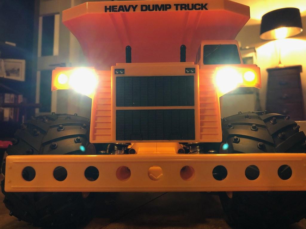 HDT lights