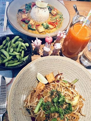 vegan eats stockholm, april 2019 -