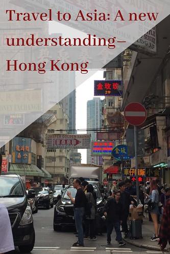 A new understanding–Hong Kong