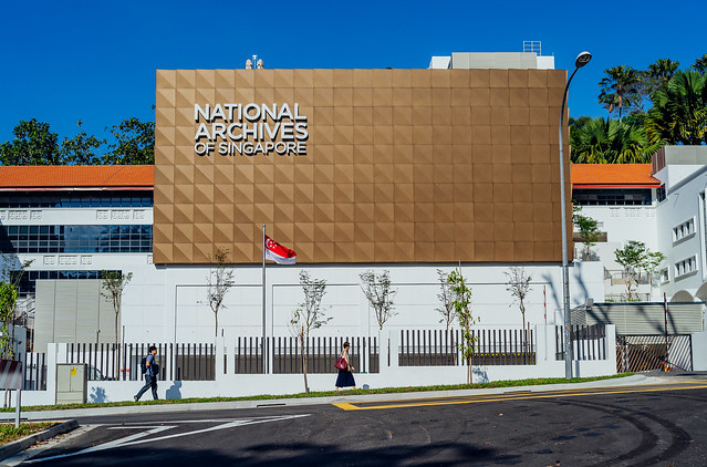 National Archives Singapore
