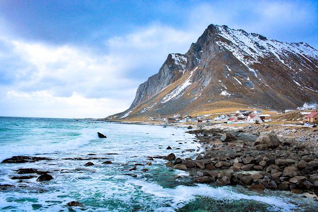 A stunning coast | Norway, Lofoten