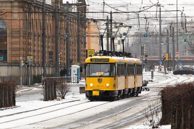 Tatra T4D-MT 224 277