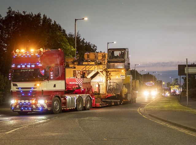West Of Scotland Heavy Haulage SW12 RDZ