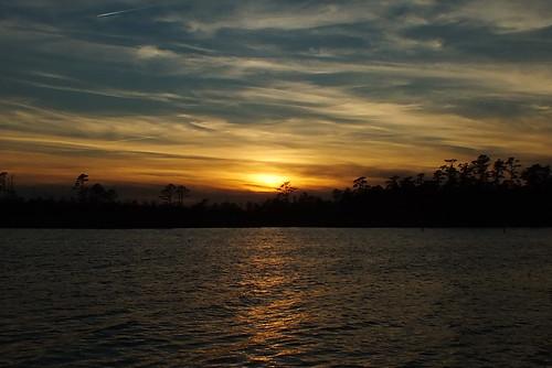 sunset cloudsstormssunsetssunrises cloudscape northcarolina northwestcreek fairfieldharbour hs30exr finepix