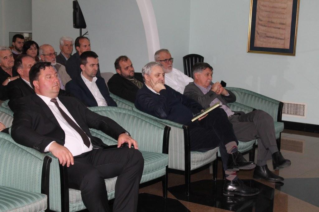 Promocija knjige muftije Dedovića