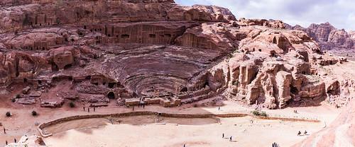 Petra_Iordania 28 dec 18_30_amfiteatru mediu | by Valentin Groza