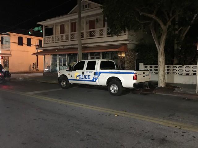 Key West, FL Police Ford F-250 Super Duty