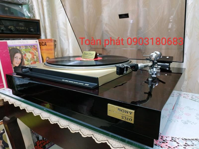 Turntable Cơ mâm đĩa than thích thú phần nghe ==>> thỏa mãn phần nhìn - 10