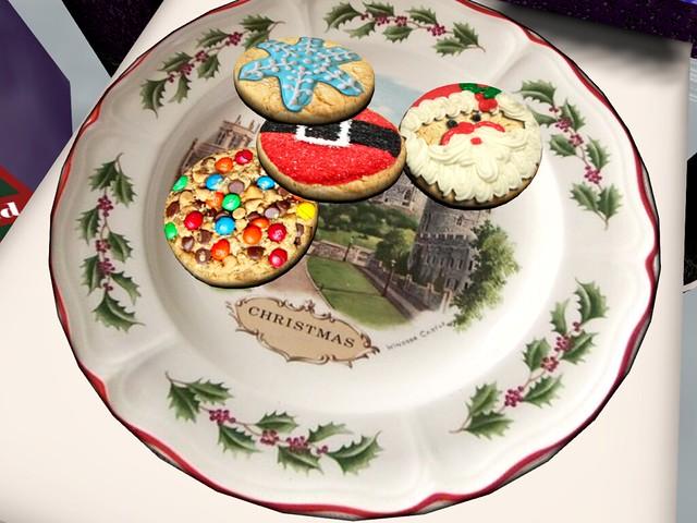 Mieville's North Pole - Sugar Cookie Dreams