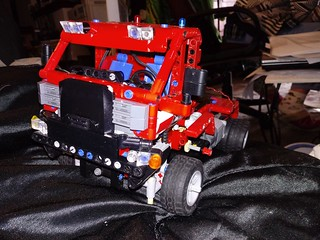 Lego Technic 8273 project   by victormendozajr