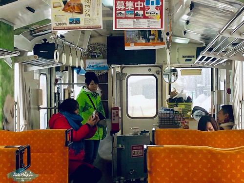 秋田內陸縱貫鐵道 | by Christabelle‧迴紋針