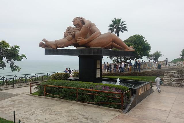 Peru Lima- Parque del Amor