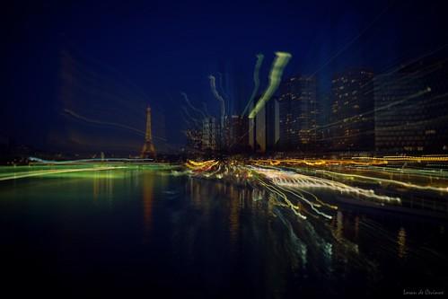 Paris my first love   by Loran de Cevinne