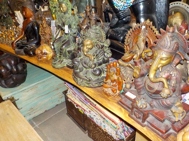 indische Kunst in Mexiko, mehrere Bildnisse Lord Ganeshas