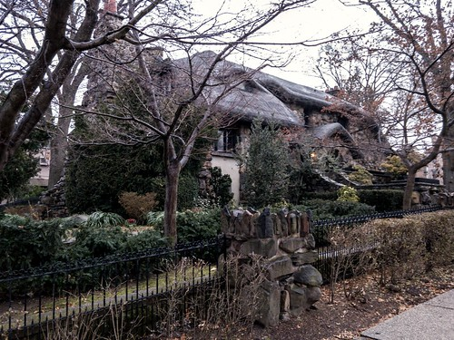 Gingerbread house in Brooklyn, New York | by Russ Realty