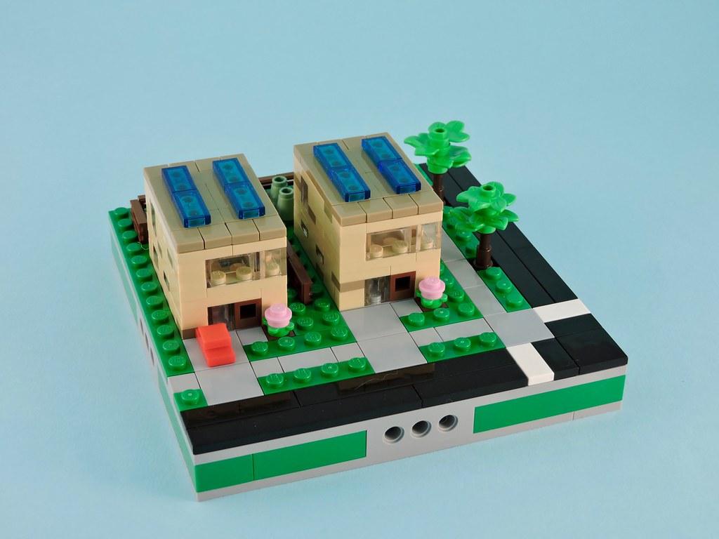 Masonry Houses (front)