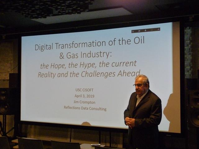 Jim Crompton Seminar - 04/03