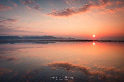 dundalk blackrocklouth seascape reflection refelctions photography clouds beach sun
