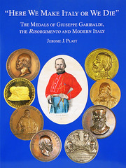 The Medals of Giuseppe Garibaldi book cover