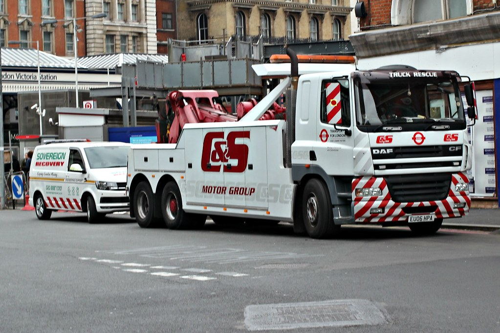 C & S Motor Group . London . EU06HPA . Victoria , London ...