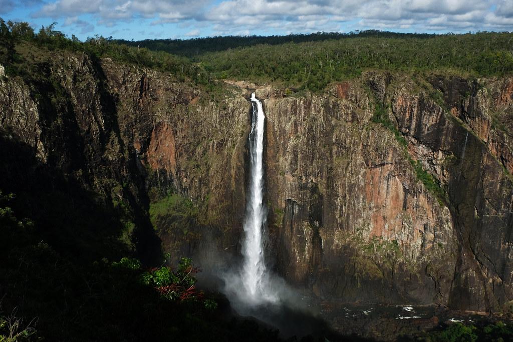 Wallaman Falls, Girringun National Park, Queensland