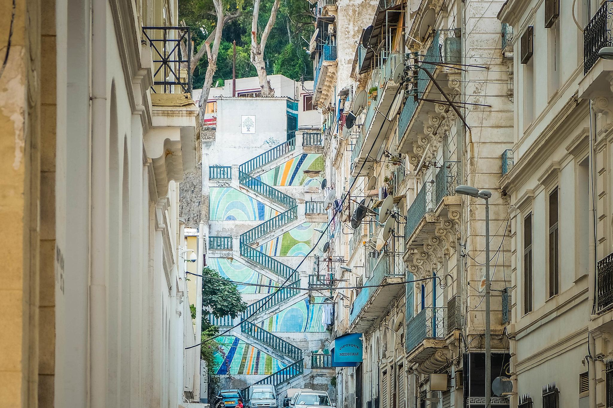Street art, Algiers