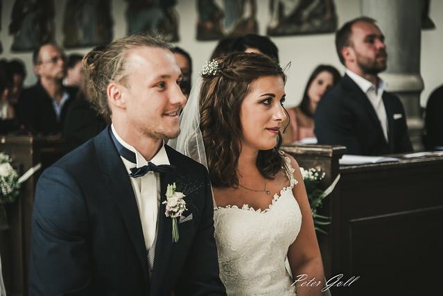 Wedding in the church 0157