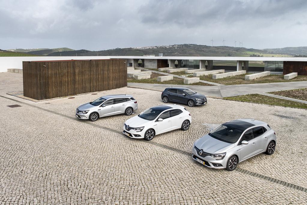 Apresentação Renault Mégane TCe