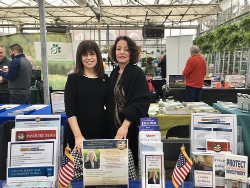 Monmouth County Vacation Expo   by Clerk Christine Giordano Hanlon