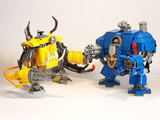 Killa Kan vs Dreadnought