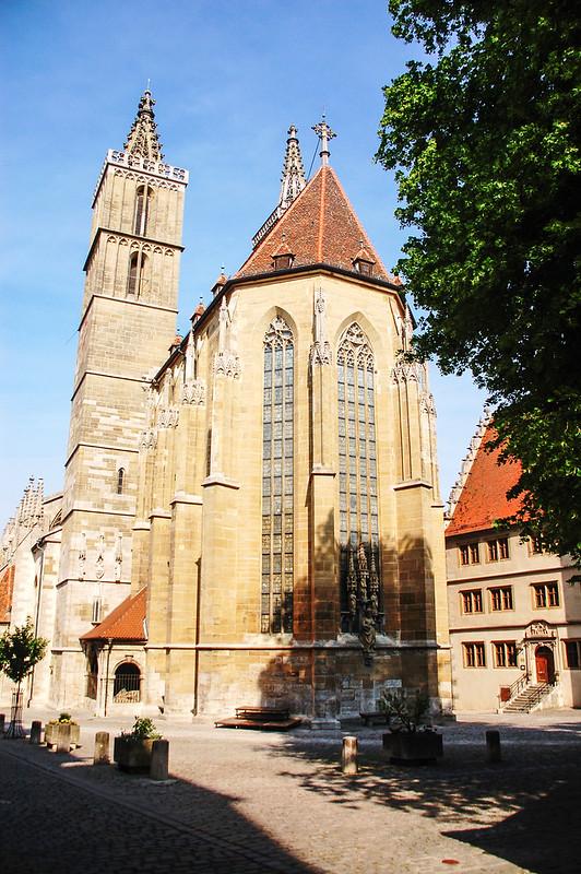 聖雅各教堂(St. Jacob's Church) 1
