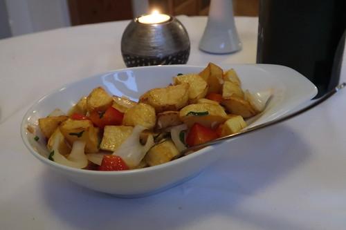 Portugiesische Bratkartoffeln