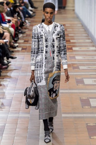 Thom Browne Womenswear Fall/Winter 2019/2020 23